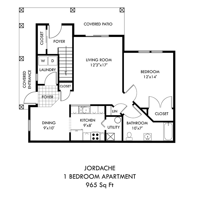 3 bedroom floorplans