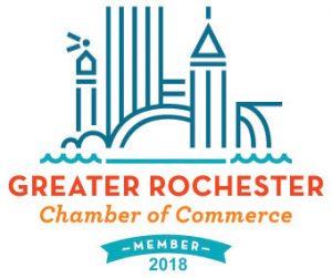 Member of Greater Rochester Chamber of Commerce